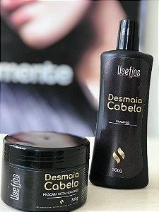 Kit Desmaia Cabelos 300g