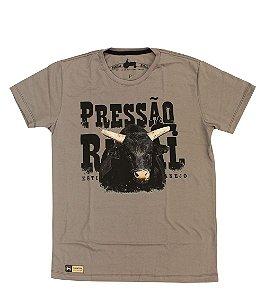 Camiseta Pressão Rural - BOI