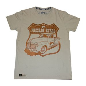 Camiseta Pressão Rural - Route Rural CHEVROLET 3100