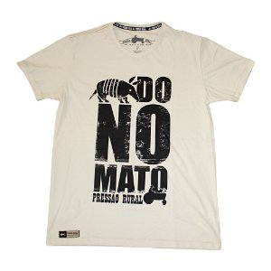 Camiseta Pressão Rural - Tatu do no Mato