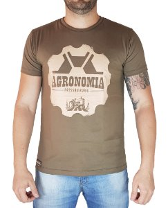 Camiseta Pressão Rural - Agronomia