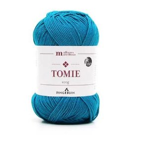 FIO TOMIE PINGOUIN COR 9571 BLUE BIRD 100 GR