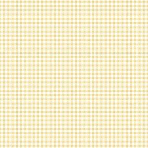 Feltro Color Baby Xadrez Santa Fé -5021.035 Amarelo - Medidas 0,40x1,40
