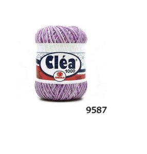 LINHA CLEA 1000 MESCLADA COR 9587