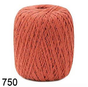 LINHA ECOTRAMA 200 GR 4-8/8 COR-750 LARANJA