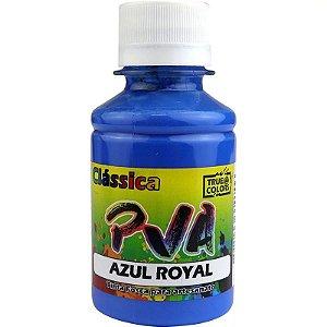 TINTA PVA FOSCO TRUE COLORS AZUL ROYAL 100 ML