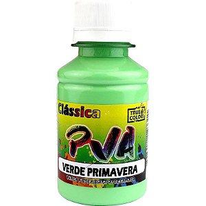 TINTA PVA FOSCO TRUE COLORS VERDE PRIMAVERA 100 ML