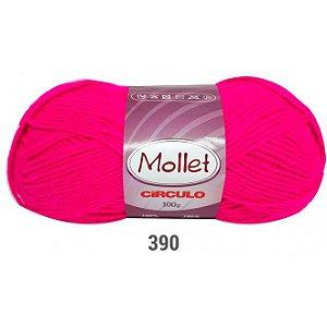 FIO MOLLET CIRCULO COR 0390 100 G