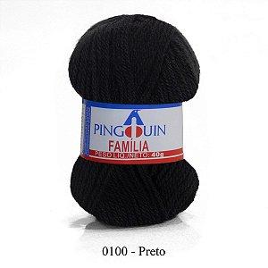 FIO FAMILIA 40 GR COR 100 PINGOUIN