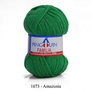 LÃ FAMILIA 40 GR COR - 1673- PINGOIN