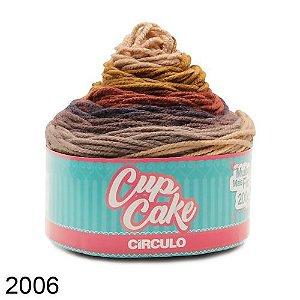 Fio CupCake Circulo 200g COR 2006
