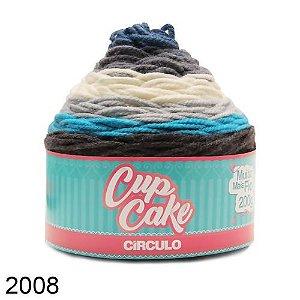 Fio CupCake Circulo 200g COR 2008