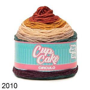 Fio CupCake Circulo 200g COR 2010