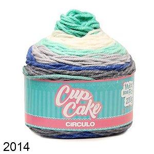 FIO CUP CAKE 200 GR CIRCULO COR 2014