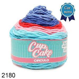 Fio CupCake Circulo 200g COR 2180