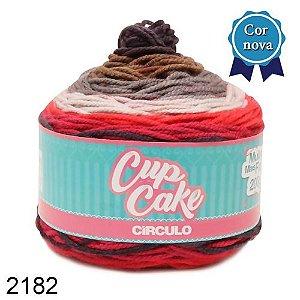 Fio CupCake Circulo 200g COR 2182