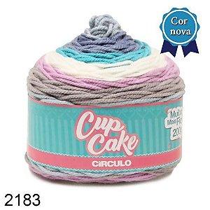 Fio CupCake Circulo 200g COR 2183
