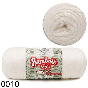 FIO BAMBOLE 410 MTS 100GR COR 10 CIRCULO
