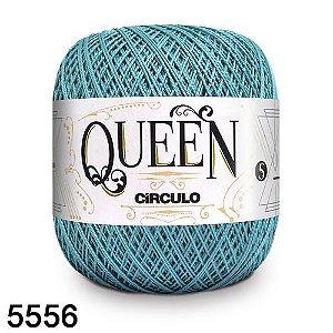Fio Queen 5/2 Circulo 100g Tex 236 COR 5556 TIFFANY