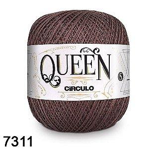Fio Queen 5/2 Circulo 100g Tex 236 COR 7311 TABACO
