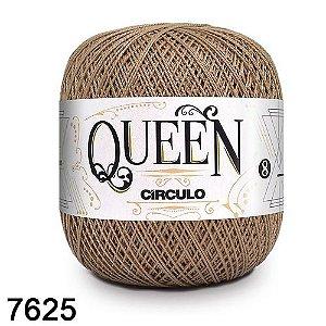 Fio Queen 8/2 Circulo 100g Tex 147,5 COR 7625 CASTANHA