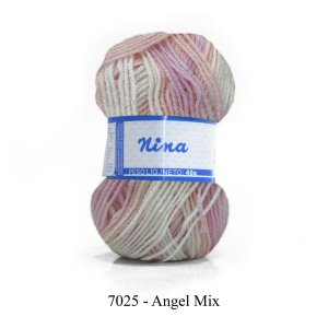 LÃ NINA MESCLADA PINGOUIN 40G COR 7025 - ANGEL MIX