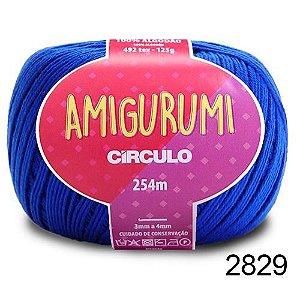 LINHA AMIGURUMI 125 G COR 2829