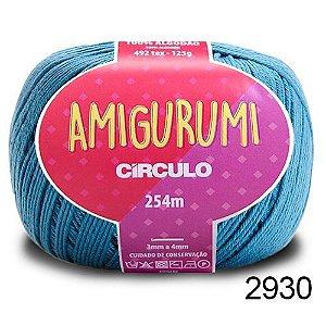 LINHA AMIGURUMI 125 G COR 2930
