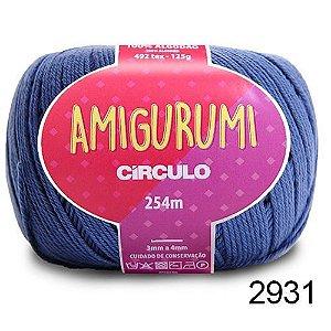 LINHA AMIGURUMI 125 G COR 2931