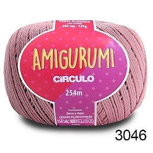 LINHA AMIGURUMI 125 G COR 3046