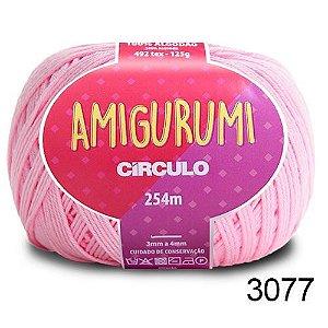 LINHA AMIGURUMI 125 G COR - 3077