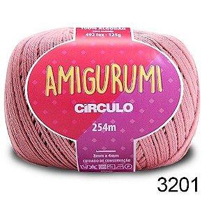 LINHA AMIGURUMI 125 G COR 3201