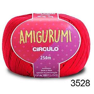 LINHA AMIGURUMI 125 G COR 3528