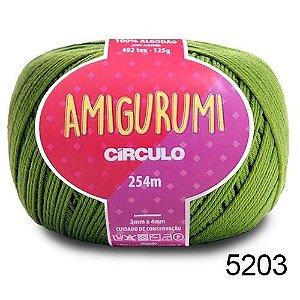LINHA AMIGURUMI 125 G COR 5203