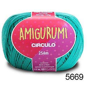 LINHA AMIGURUMI 125 G COR 5669