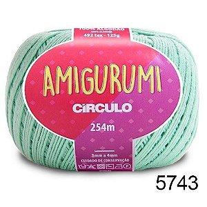 LINHA AMIGURUMI 125 G COR 5743