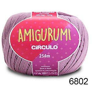 LINHA AMIGURUMI 125 G COR - 6802