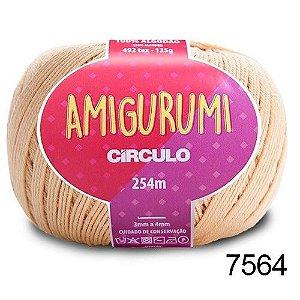LINHA AMIGURUMI 125 G COR 7564