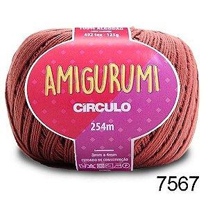 LINHA AMIGURUMI 125 G COR 7567