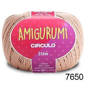LINHA AMIGURUMI 125 G COR 7650