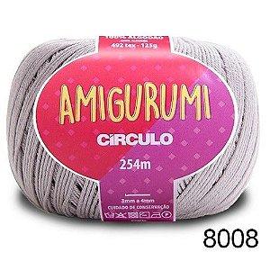 LINHA AMIGURUMI 125 G COR 8008
