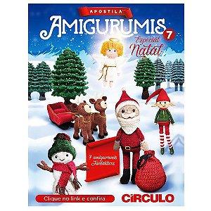 APOSTILA AMIGURUMIS CIRCULO ANO 1 N 7