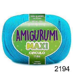 FIO AMIGURUMI MAXI 135 GR 114 MTS COR 2194