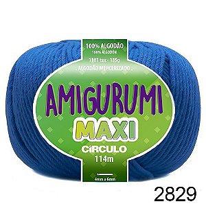 FIO AMIGURUMI MAXI 135 GR 114 MTS COR 2829
