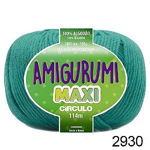FIO AMIGURUMI MAXI 135 GR 114 MTS COR 2930