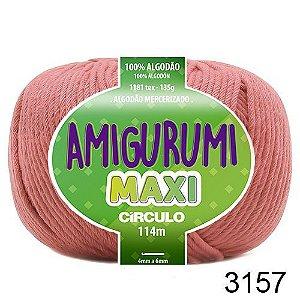 FIO AMIGURUMI MAXI 135 GR 114 MTS COR 3157