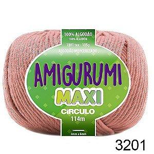 FIO AMIGURUMI MAXI 135 GR 114 MTS COR 3201