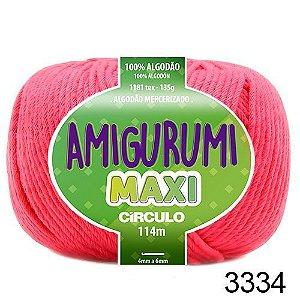 FIO AMIGURUMI MAXI 135 GR 114 MTS COR 3334
