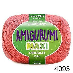 FIO AMIGURUMI MAXI 135 GR 114 MTS COR 4093