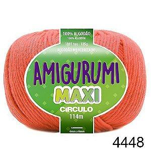 FIO AMIGURUMI MAXI 135 GR 114 MTS COR 4448